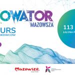 XIII edycja Konkursu Innowator Mazowsza